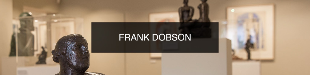 Frank Dobson Exhibition