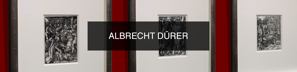 Albrecht Dūrer Exhibition | The Small Passion