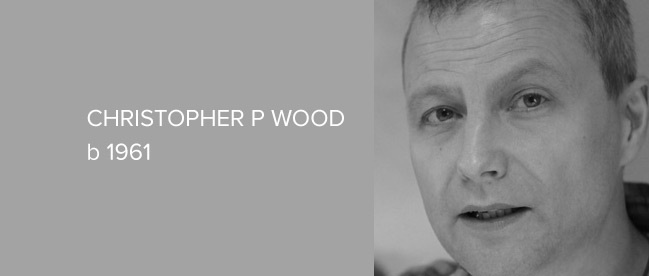 Artist - Christopher P Wood - Biography