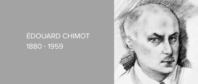Artist - Édouard Chimot - Biography