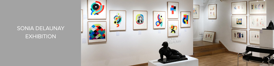 Art Featured Delaunay Exhibition