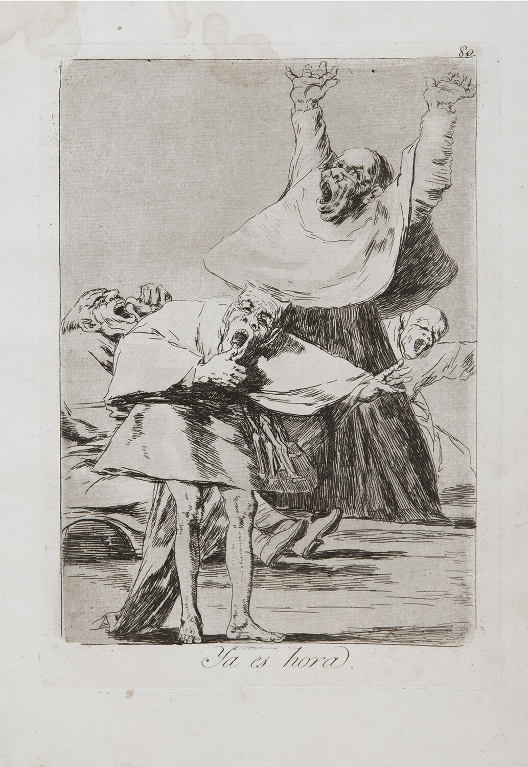 goya and the power of violence essay