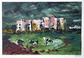 334-john-piper-carew-castle