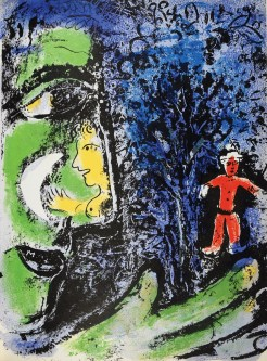 chagall-marc-profile-and-red-child