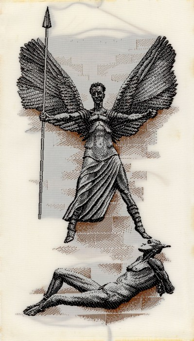 jacob-epstein-St-Michael-and-the-Devil