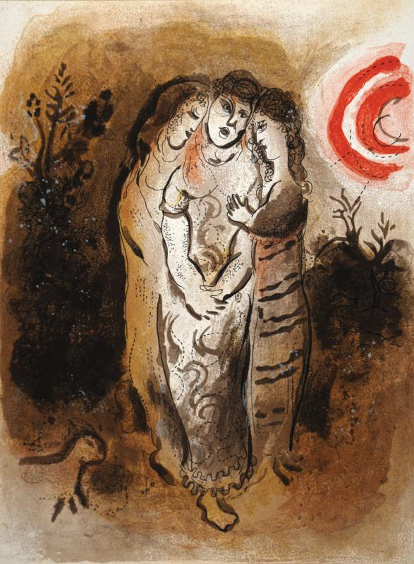 Naomi and her Daughters in Law marc-chagall-naomi-and-her-daughters-in-law-bible.jpg