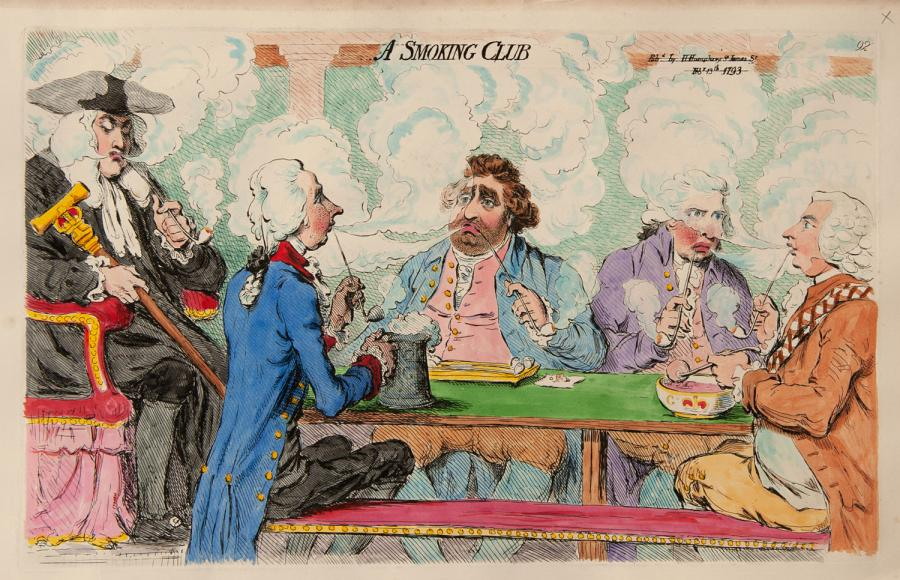 A Smoking Club james-gillray-A-Smoking-Club.jpg