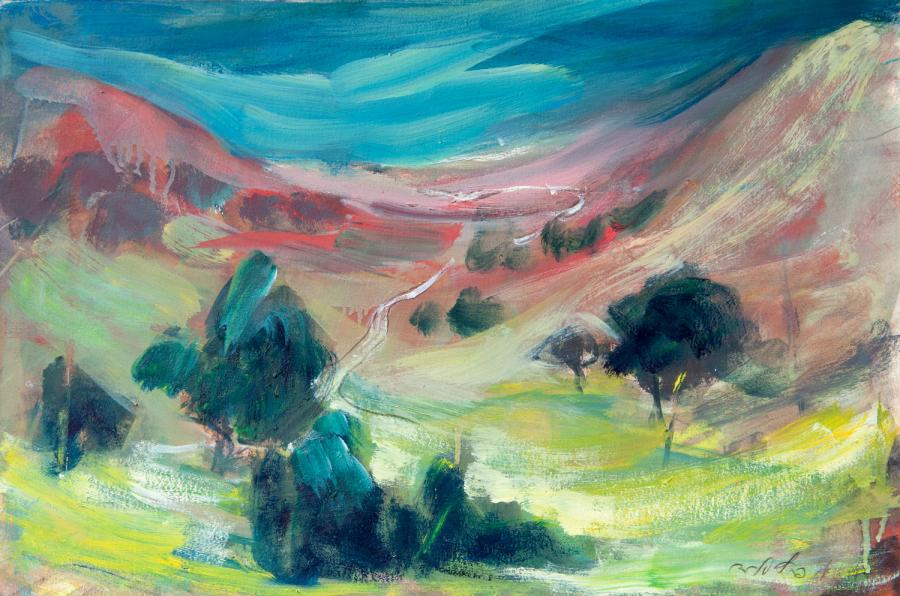 The Painted Valley esther-peretz-arad-The-Painted-Valley-88291.jpg